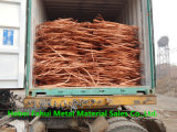 High Quality Metallic Material Waste Copper 99.99% Scrap