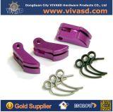 Custom CNC Machining Aluminium Clutch Shoe Set