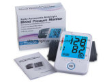 Home Use Upper Arm Digital Bp Monitor Blood Pressure Apparatus with Memories for Adult Sun-200k