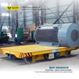 Heavy Industry Using Factory Transfer Dolly for 10 Ton Cargo