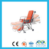 Ambulance Folding Chair Stretcher for Hot Sale