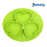 Silicone Kids Baby Feeding Mat, Make Mealtime Fun, Fits Most Highchair Trays Dinnerware Super Self Suction Pad Non-Slip Placemat