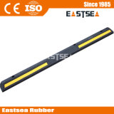 Black & Yellow Rubber 2meter Length Wheel Stopper (DH-PB-3)