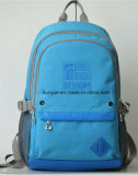 Simple Design School Laptop Backpack, Wholesale Notebook/Computer Backpack Bag with OEM Logo