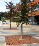 Fo-9t02 Hot-Selling Corten Steel Tree Perforated Strainer Tree Pool Cover