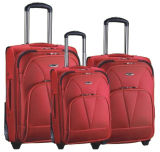Soft Trolley Case 800d Polyester Material