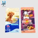 Flat Bottom Side Gusset Pouch/Plastic Dog Pet Food