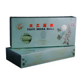 Haj Brand Taiyi Moxa Stick / Roll / Moxibustion with Ce Certificate