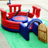Amazing Inflatable Gladiator Joust Sport Game for Kids and Adults