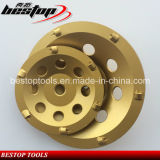 4.5 Inch PCD Diamond Cutting Wheel for Concrete Grinding