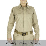 Cotton Women Security Shirt Professional Workwear