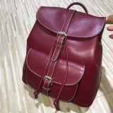Genuine Leather Wholesale Designer School Girl Bag Ladies Leisure Backpack Emg4803