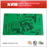 GPS GSM Integrated Circuit Board PCB Board Manufacturer