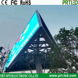 High Brightness Full Color LED Video Display with Energy-Saivng DIP P10, P16