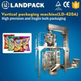 Green Peas Potato Chips with Nitrogen Packing Machine