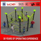 Made in China Galvanized Steel Kids Sports Gym Fitness Equipment