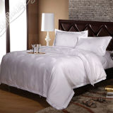 60s Egyptian Cotton Satin Jacquard Hotel Bedding Set