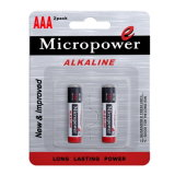Wholesale 1.5V 140min AAA Am4 Lr03 Super Alkaline Battery for Electric Cars