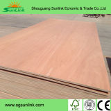 12mm Hot Sale 4X8feet Commercial Plywood