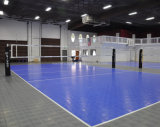 Top Quality Chinese Manufacturer Professional Indoor Use Indoor PP Interlocking Sports Floor for Volleyball Court