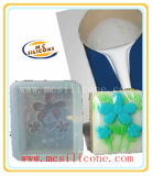 Liquid RTV-2 Silicone Rubber for Making Soap Molds