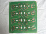 FR-2 Single Sided OSP Green Mask PCB