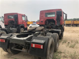 Original Condition Widely Used 2016 Model 30 Ton 10 Tyres 375HP Sinotruck HOWO Used Tractor Truck for Sale Cheap