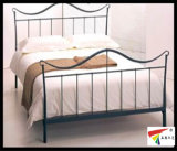 Italy Elegant Metal Double Bed Frame