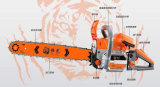 Gasoline Chain Saw Jh9800 Sharp Tree Cutting Machine for International Sale