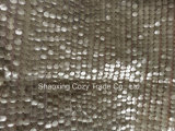 PU String Net Embroidery Fabric