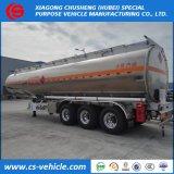 40000L Aluminium Fuel Tanker Trailer 42000L Light Duty Aluminium Alloy Oil Tank Trailer