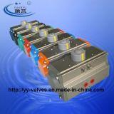 Rack & Pinion Pneumatic Actuator (Aluminium Alloy)