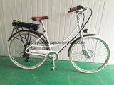 Lady Electric Bike External Speeds Rear Motor E-Bike
