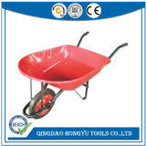 Updated Low Price Cheap Red Colorful Wheel Barrow (WB7500)
