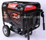 5.5kw/5.5kVA New Type Super Silent Gasoline Generator with Wheels