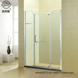 8mm Tempered Glass Hinge Door Shower Room Cheap Sliding