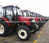 China Brand 40HP to 130HP Wheel Tractor Price