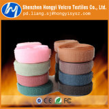 Nylon Colorful Flame-Retardant Hook and Loop Magic Tape
