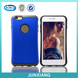 Anti-Slip Combination Back Cover Case for iPhone 6 Plus