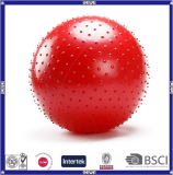 Red Massage Yoga Ball