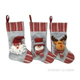 Christmas Stocking Table Set