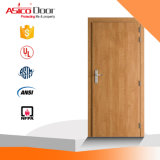UL Solid Oak Fire Rated Wooden Door