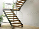Interior Stainless Steel Glass Staircase Kit
