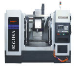 Vmc320 CNC Mini Vertical Machining Center with Fanuc System