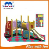 Cheap Wooden Outdoor Playground Made in China