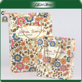 Tote/Shopping/Carrier Paper Bag for Gift Packaging