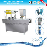 SQF Serious Plastic Cup Filling Sealing Machine