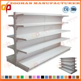 Fashion Double Metal Sided Supermarket Shelf Display Stand (Zhs2)