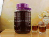 Glass Bubble Wine Can Be Fermented From Pickle Jar