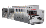 1224 High Precision 5color Flexo Printing Die-Cutting Machine
